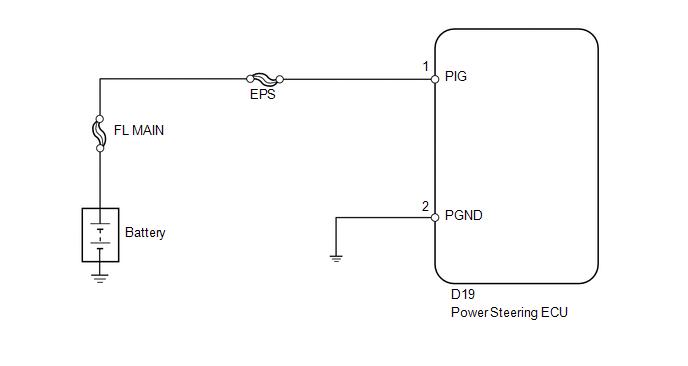 toyota venza: pig power supply voltage malfunction (c1552)