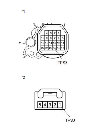 Toyota Venza: Transmission Fluid Pressure Sensor / Switch