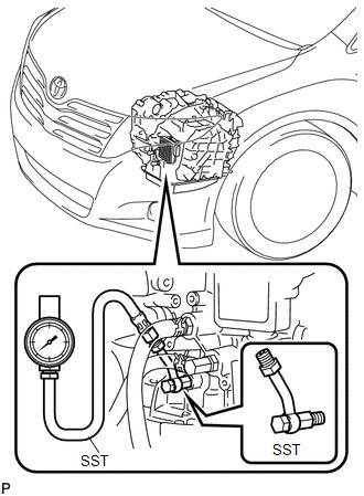 Toyota Venza Pressure Control Solenoid D Performance Shift