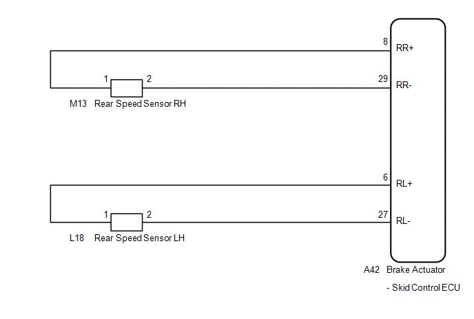 Outstanding Toyota Venza Rear Speed Sensor Rh Circuit C0210 33 C0215 34 C1273 Wiring 101 Cranwise Assnl
