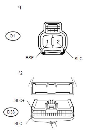 Toyota Venza: Linear Solenoid Circuit (C1298/98) - Active